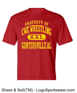 cwe property shirt Design Zoom